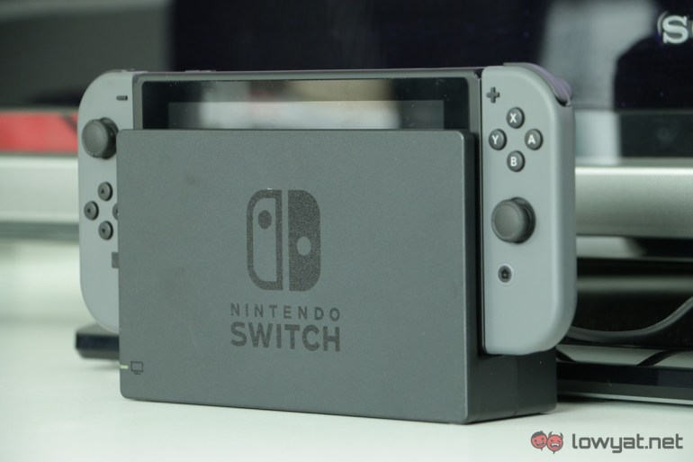 Nintendo Reportedly Begins Rollout Of Patched Switch