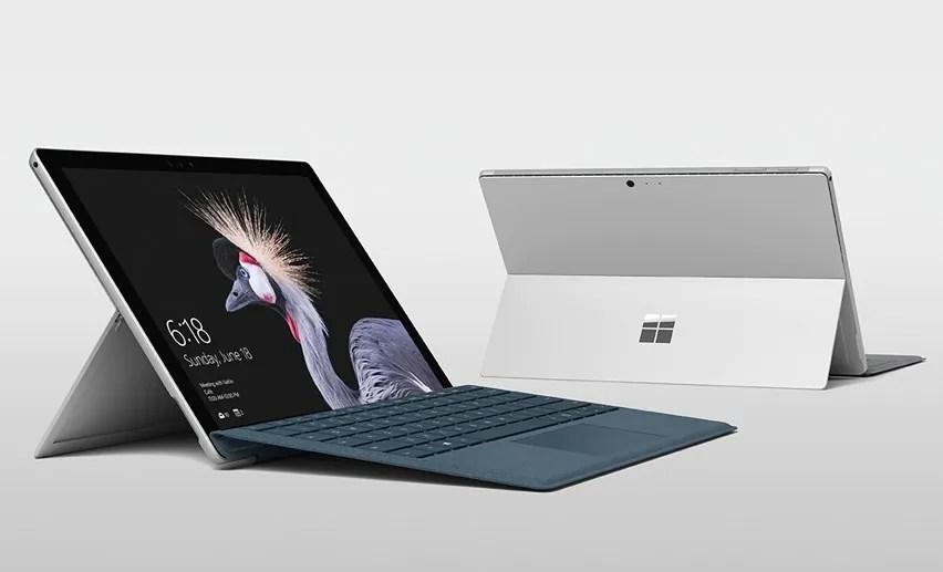 2017 Microsoft Surface Pro