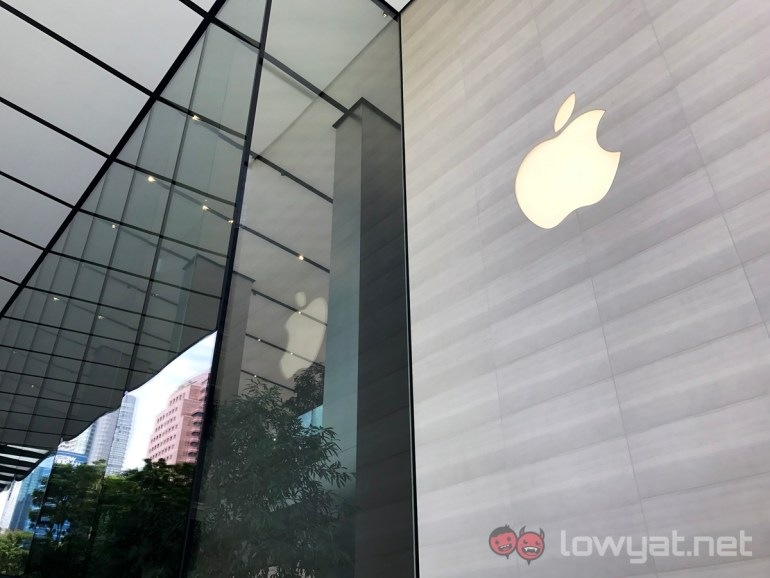 Apple Orchard Road Singapore
