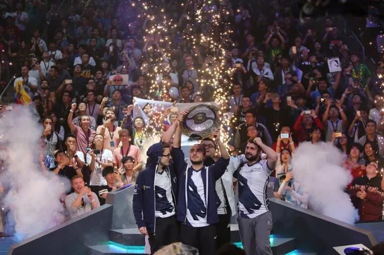Team Liquid Wins TI 7 Brings Home 108m Prize