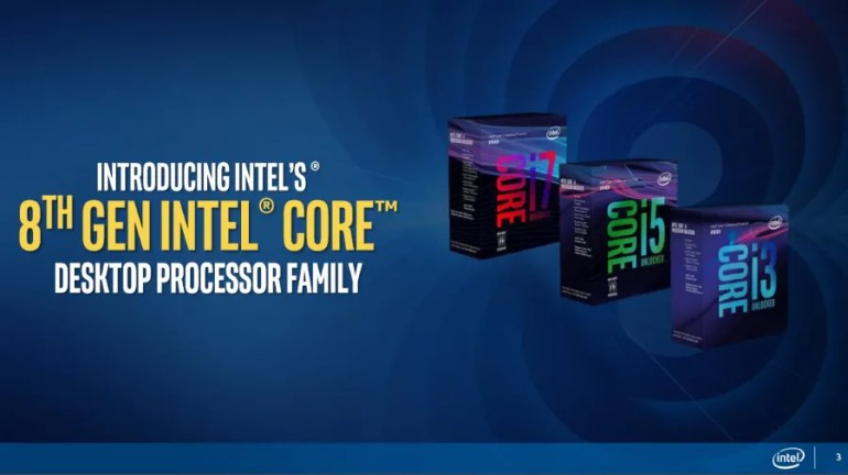 8th Gen Intel Core Processor For Desktop