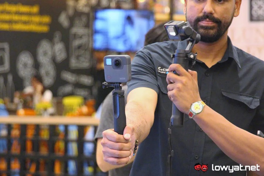GoPro HERO6 Black Now In Malaysia For RM 2399: Fusion To Be