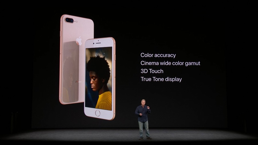 Apple iPhone 8 and 8 Plus Are Official: Featuring Glass Back