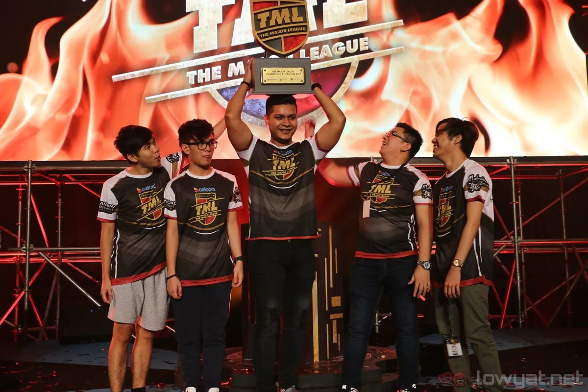 Execration Wins The Major League Brings Home RM135000