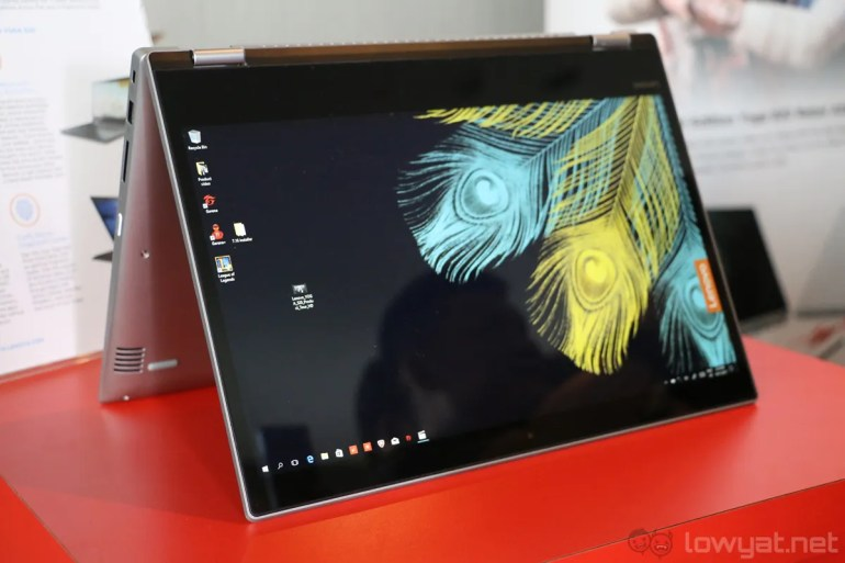Lenovo Yoga 720 & Yoga 520 Now in Malaysia from RM2,799