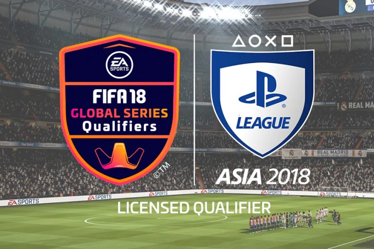 PlayStation Asia League 2018