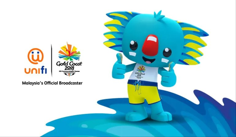 Gold Coast 2018 Commonwealth Games on UniFi TV