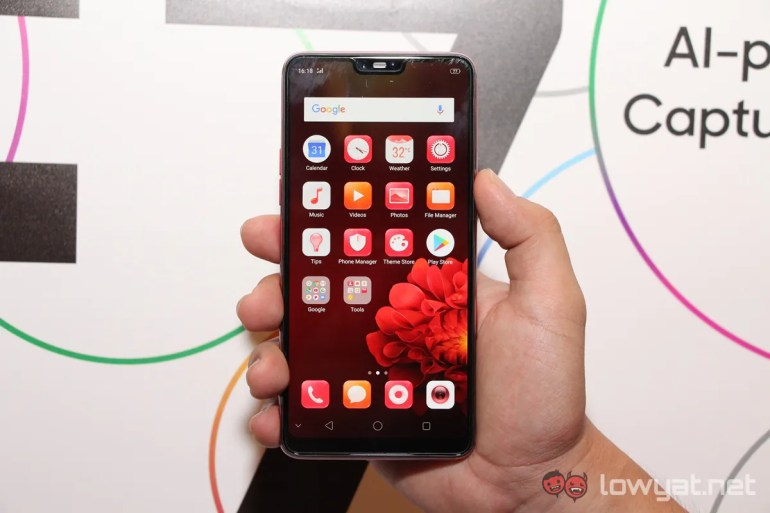 The OPPO F7 Arrives In Malaysia For RM1,399 | Lowyat NET