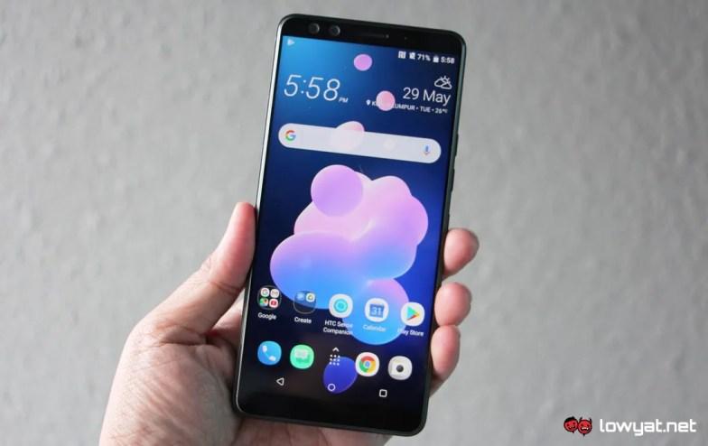 HTC U12 Plus Hands On 01
