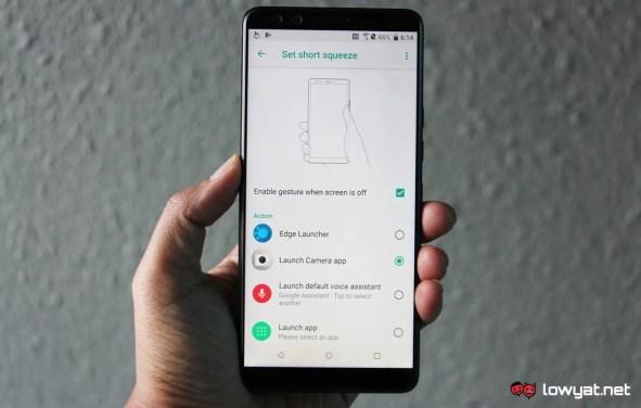 HTC U12 Plus Hands On 19