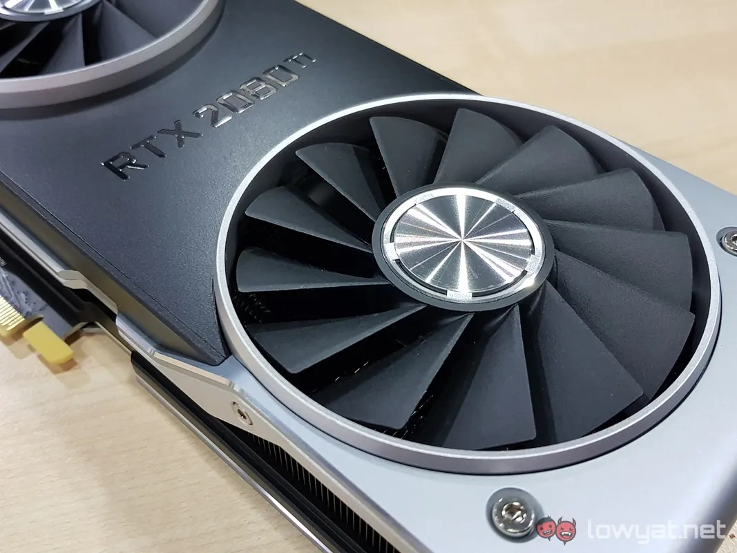 NVIDIA GeForce RTX 2080 Ti Graphics Cards Are Reportedly