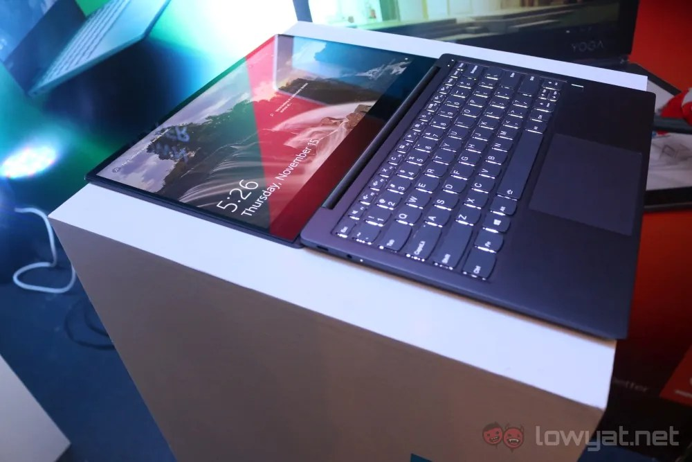 Lenovo Officially Launches Yoga S730, C930 and Yoga Book