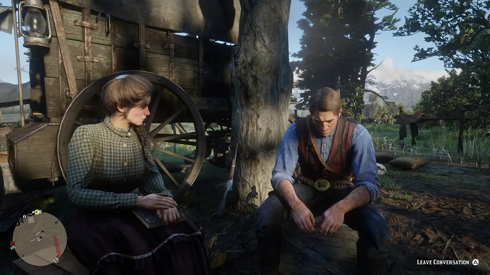 Red Dead Redemption 2 Review: A Game Best Told By Living It