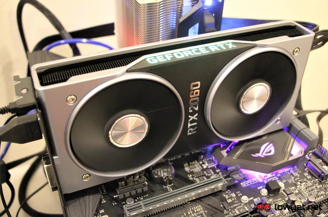 NVIDIA GeForce RTX 2060 First Impression: Significant