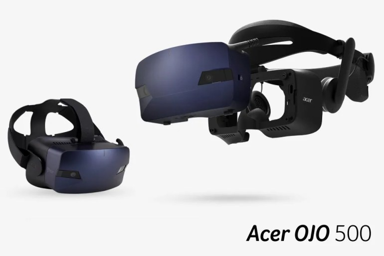 Acer Launches OJO 500 Windows Mixed Reality Headset