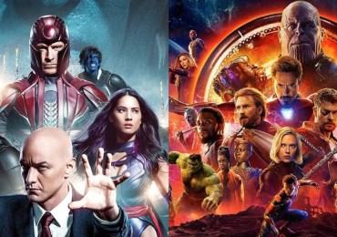 X-Men Deadpool Avengers Russo Brothers