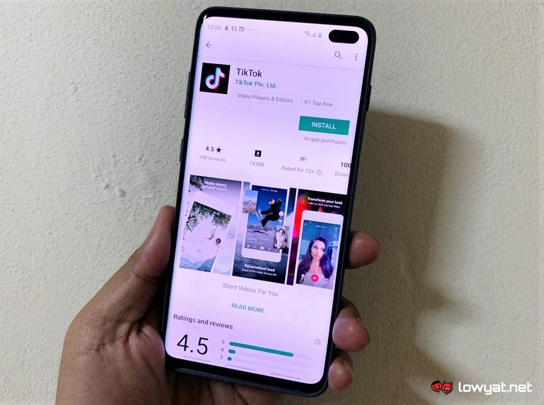 TikTok Receives A Ban In India