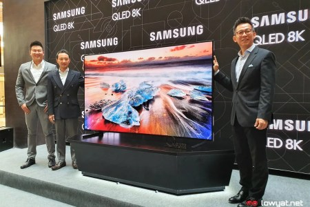 Samsung Launches 2019 8K and 4K QLED TV Lineup in Malaysia