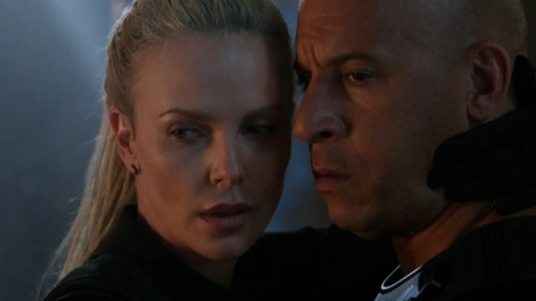 Charlize Theron Fast & Furious 9
