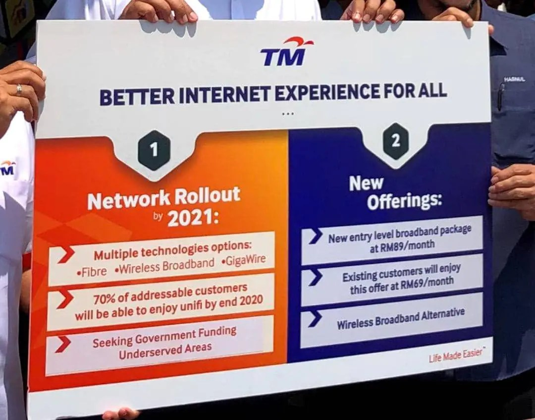 TM Might Launch UniFi Lite This Month, Features 10Mbps