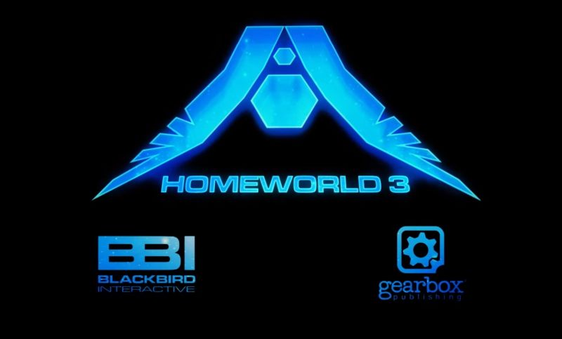 Gearbox announces Homeworld 3 at PAX West