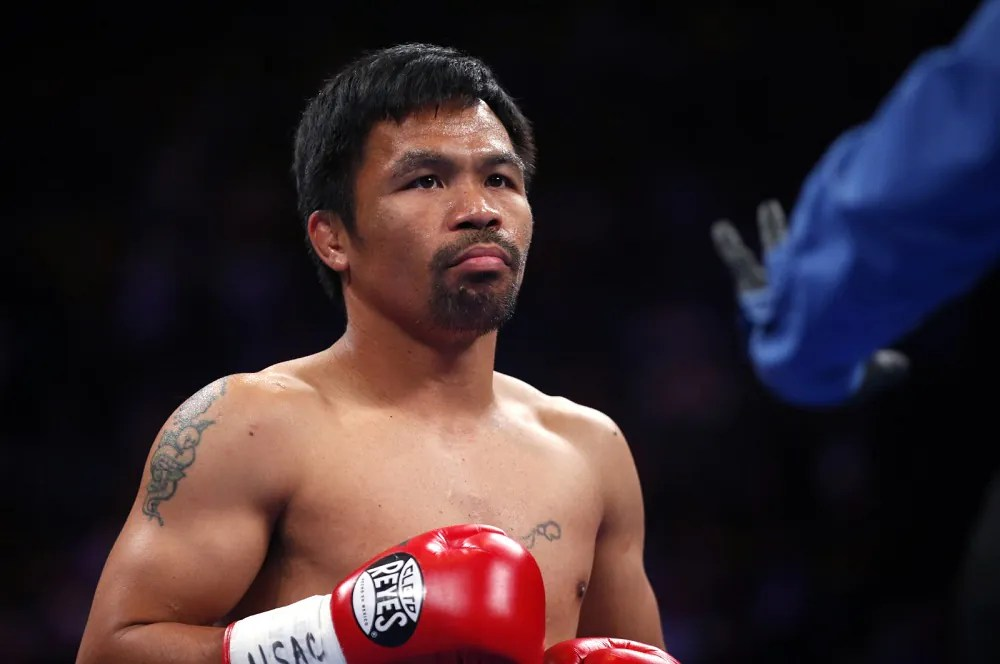Pacquiao launches his own cryptocurrency