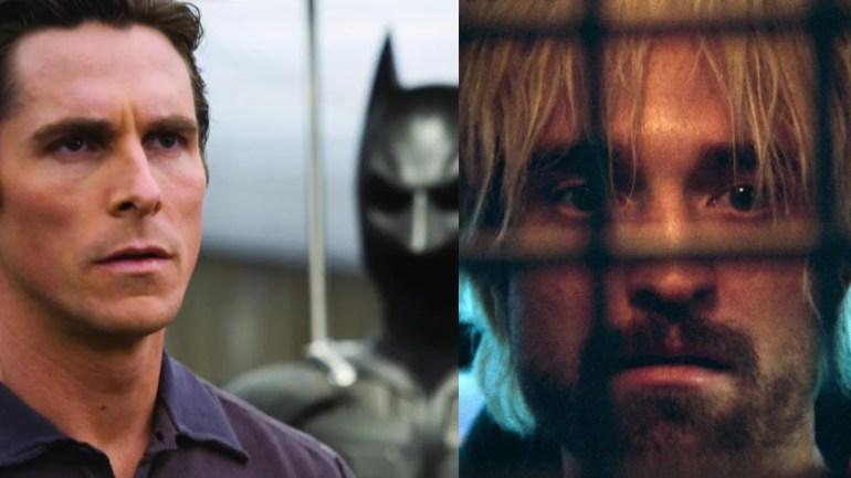 Robert Pattinson Christian Bale Batman