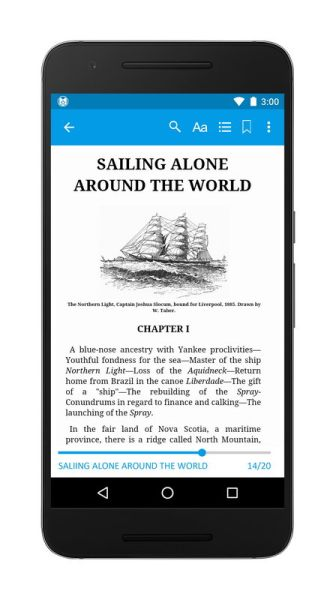 Loyal Books Android App (4)