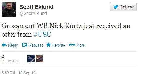 kurtz tweet