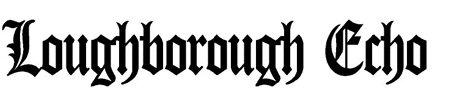 Loughborough echo magazine