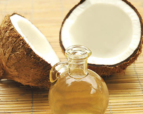 Coconut Oil for Hair