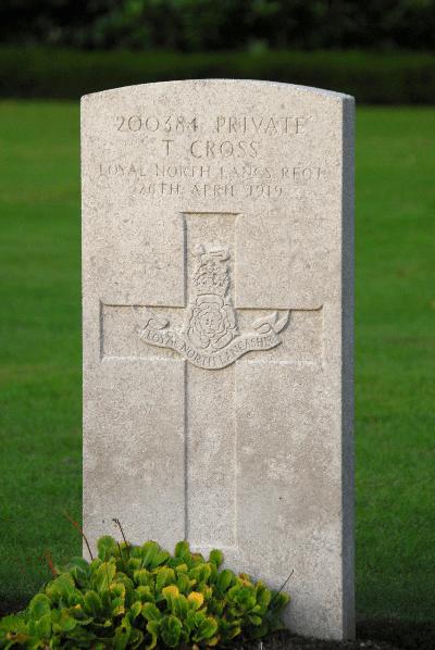 crossgravestone