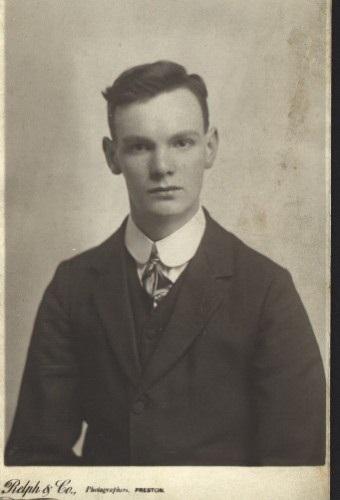 Frank Williams. Photo courtesy of Joan Marshall