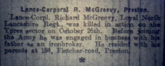 McGreevy 2