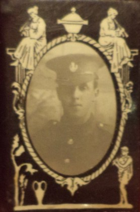 24134 Private Joseph Barton 1st Battalion 1