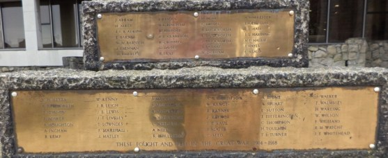 christchurch war memorial panel