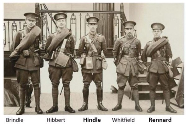 Pictured with other LNL officers from Chorley.