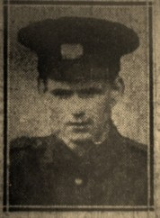 10674 Private John McDougall 1st Battalion