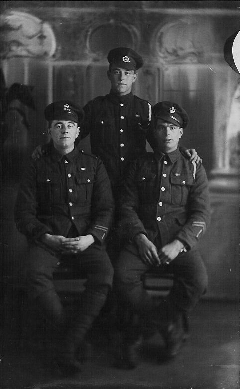 3 soldiers