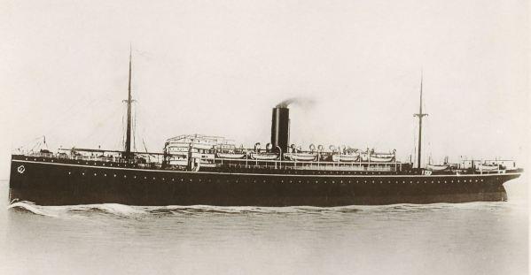 The Hospital Ship Beltana