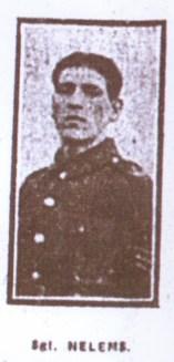 Sgt W H Nelems