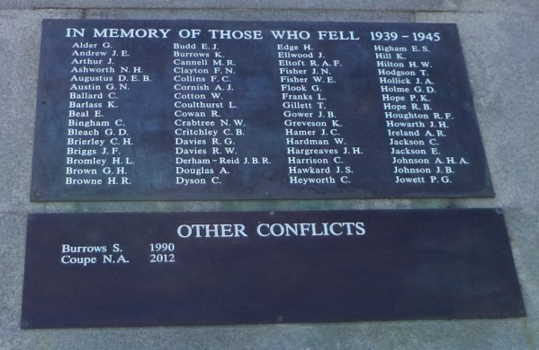 st-annes-on-sea-war-memorial-ww2-panel