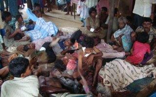 Sri Lanka's Killing Fields: Take Action