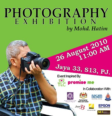 Hatim King Chai TLC Photo Exhibition