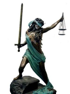 lady injustice
