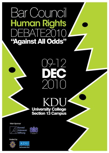 BCHRD2010 Against All Odds