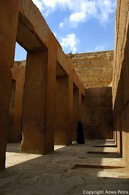 3. Visitor to the Giza Necropolis
