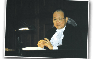 My Father, the Judge (Stories from the East)