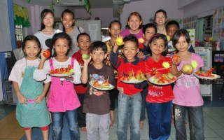 #International Volunteers Week (2-8 Dec): The icing on the cake