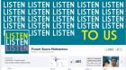 LISTEN LISTEN LISTEN to us